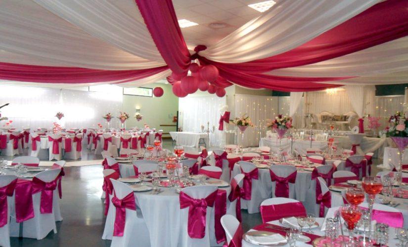 Décorateur mariage et accessoires de table - Décorateur mariage pas on
